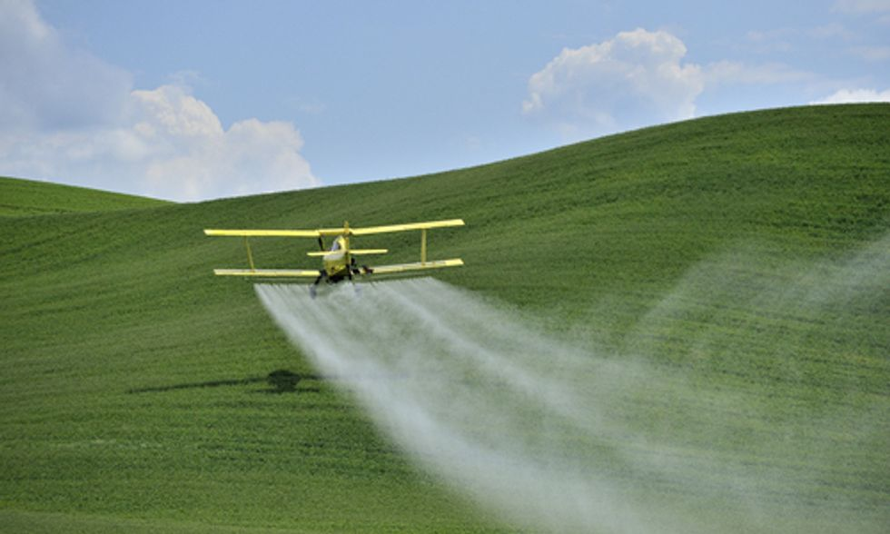 The Alarming Effects of Pesticides on Young Brains