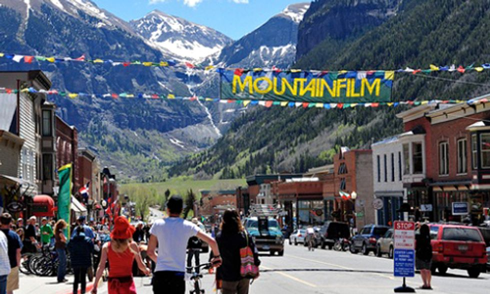 Mountainfilm in Telluride Inspires Conversation and Action on Issues That Matter