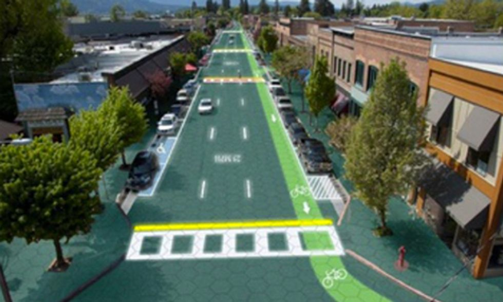 Clean Energy News of the Week: Solar Roadways Video Going Viral