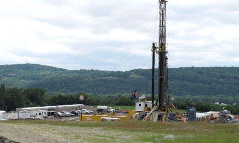 North Carolina Republicans Want Felony Charges for Those Who Disclose Fracking Chemicals