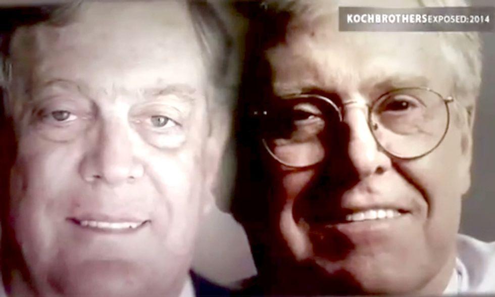 Dark Money Documentary Exposes Koch Brothers' Spending Secrets