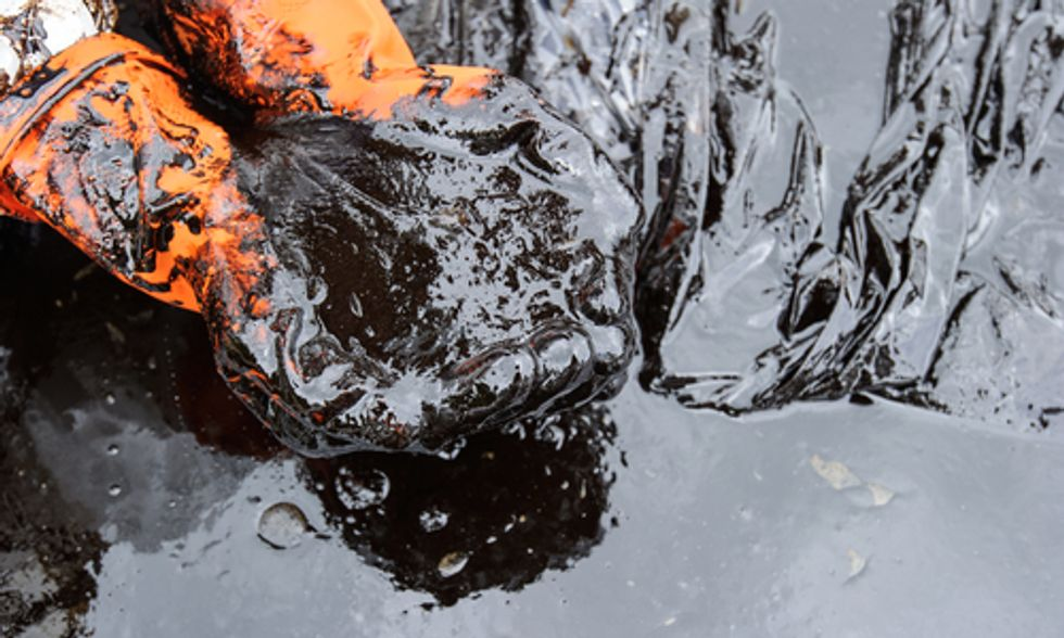 Oil Spills Increased by 17% in 2013