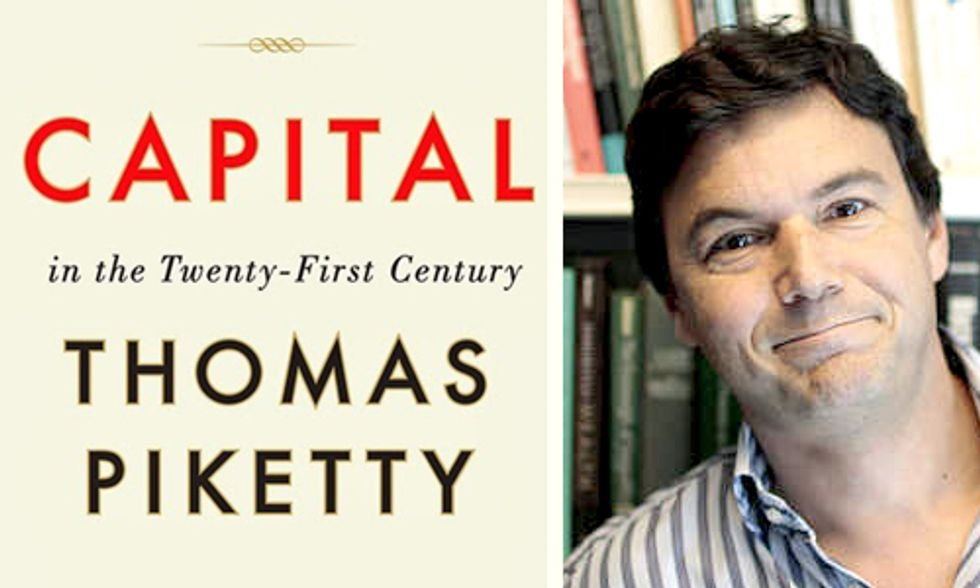 The Central Contradiction of Capitalism that Piketty Overlooked