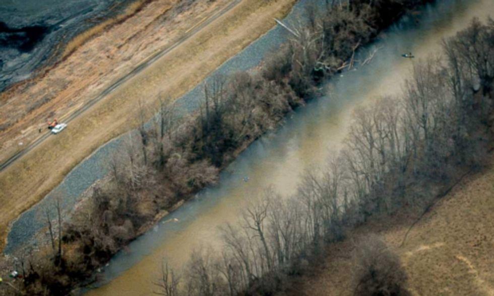 EPA Orders Duke Energy to Clean North Carolina Coal Ash Spill