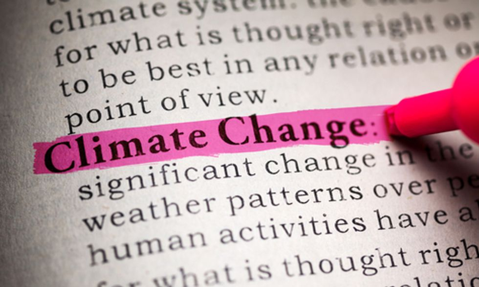 Cognitive Dissonance: Why Are We So Complacent in the Face of Climate Change?