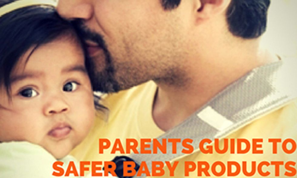 New Guide to Flame Retardants in Baby Products