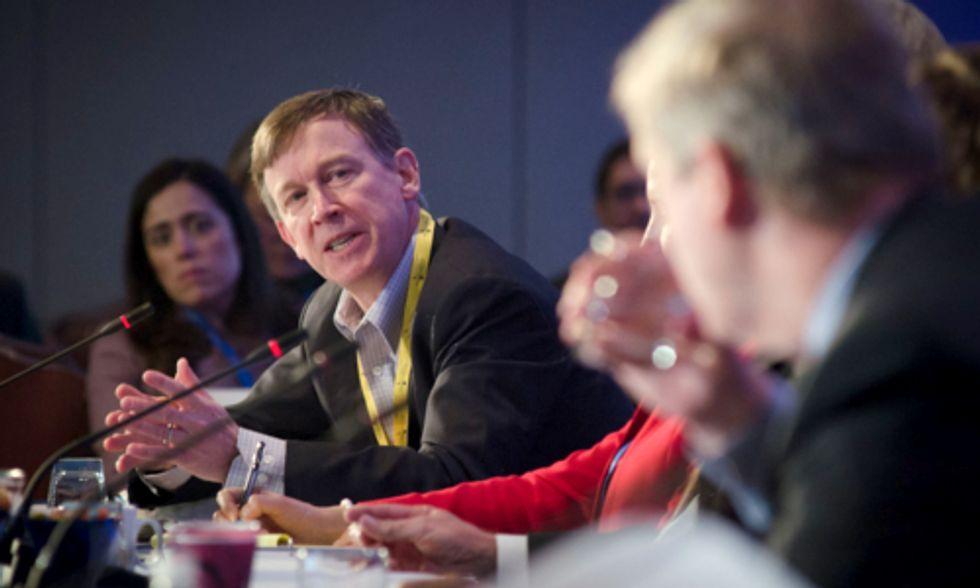 Colorado Groups Demand Access To Gov. Hickenlooper's Secret Fracking Meetings