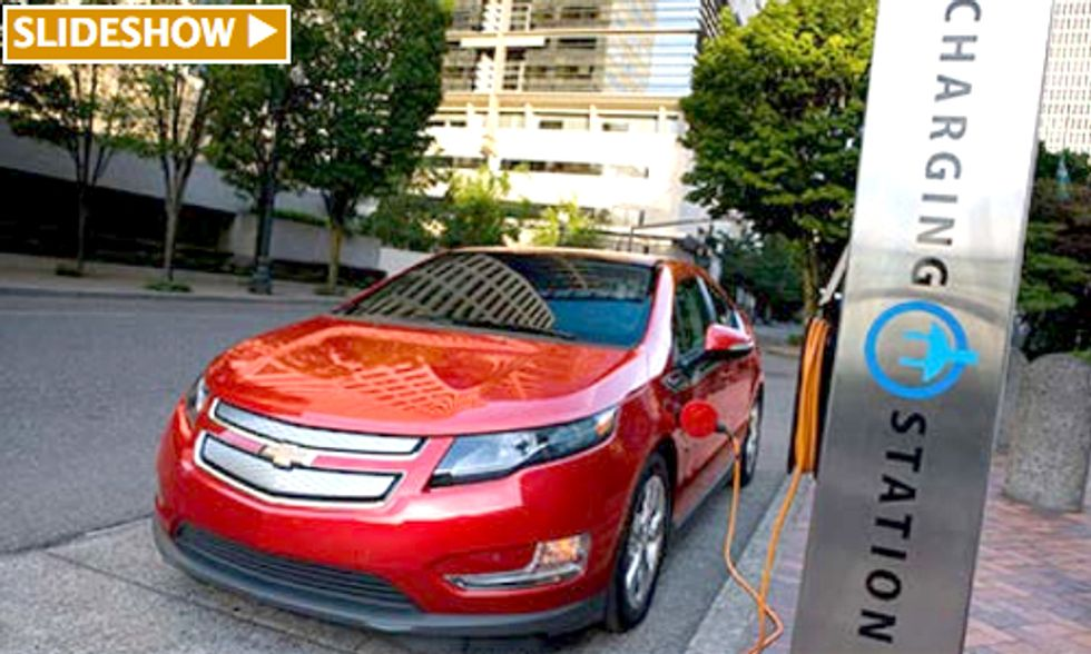 8 States Pave Road For 3.3 Million Electric Vehicles by 2025