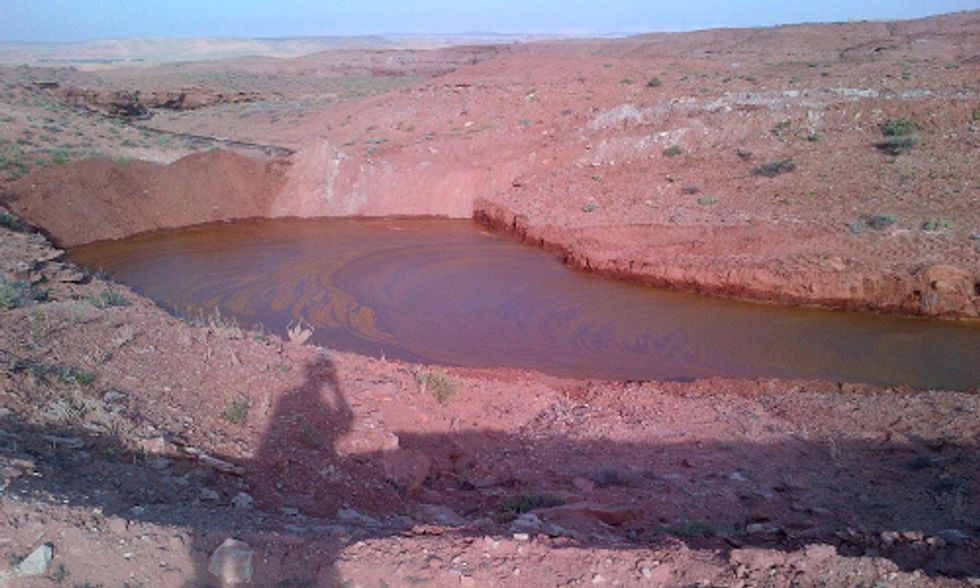 BLM's Failure Pollutes Colorado River Water Supply With Oil