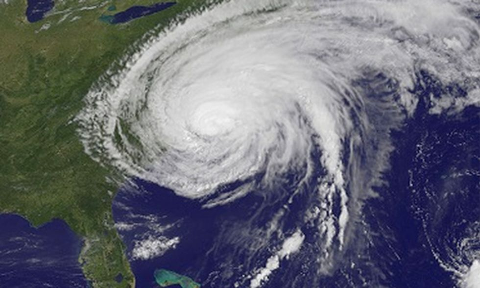 Worsening Hurricanes Pushed Toward Poles By Climate Change