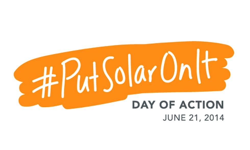 16 Groups to Host Solar Parties, Unveil Technologies and #PutSolarOnIt During National Day of Action