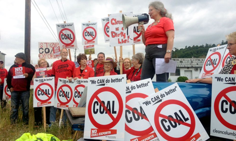 Opposition to Coal Exports Continues in Pacific Northwest