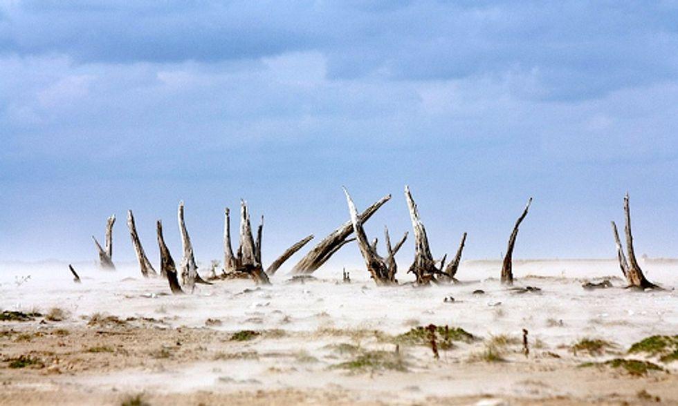 A Twenty-First Century Water War Erupts in Texas