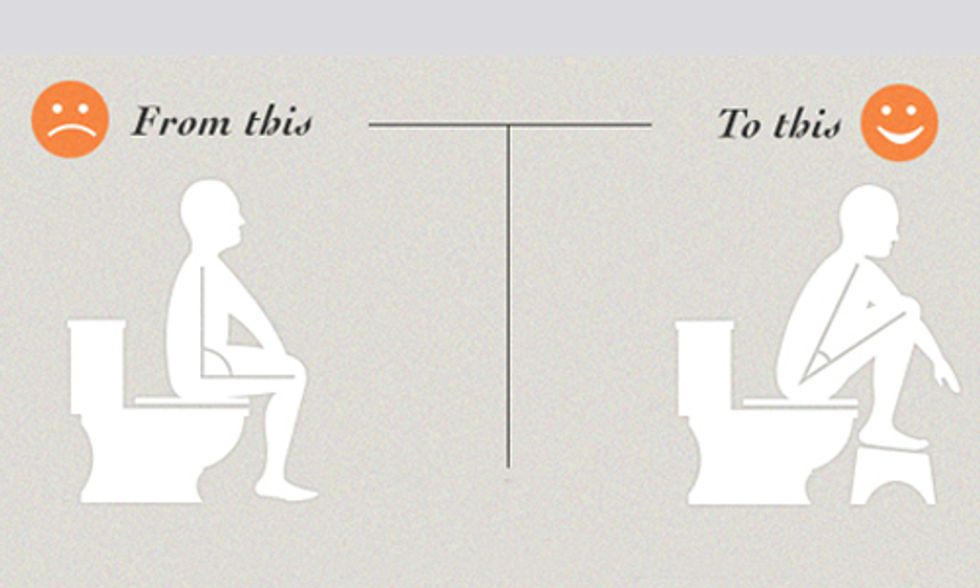 What's the Big Deal About Pooping Posture?
