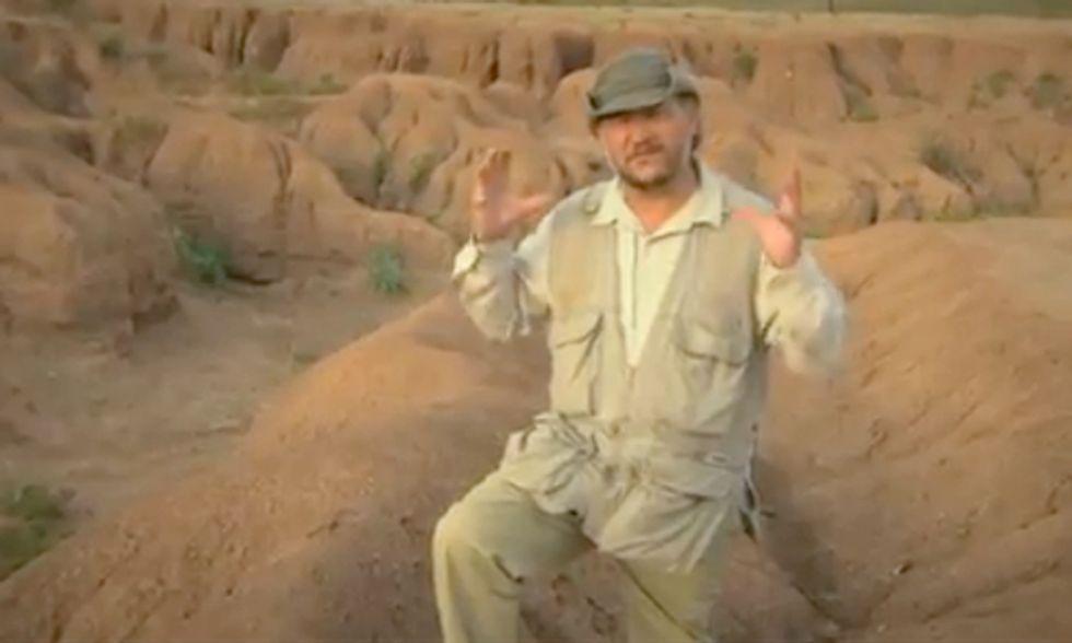 John D. Liu Investigates How We Can Rehabilitate Our Degraded Drylands