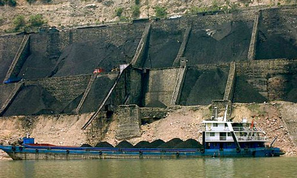 China Coal Cap Could Strand Assets Around the World