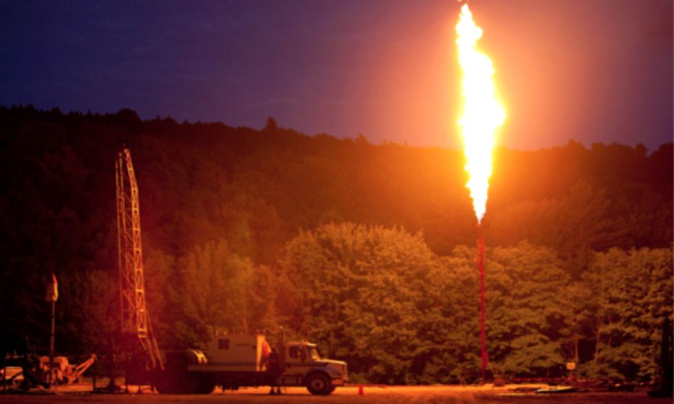 Shocking Fracking Film 'Unearthed' to Premiere at UK's Sheffield International Documentary Festival