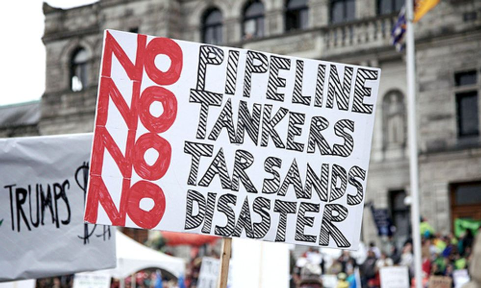 Are Pipeline Spills Good for the Economy?