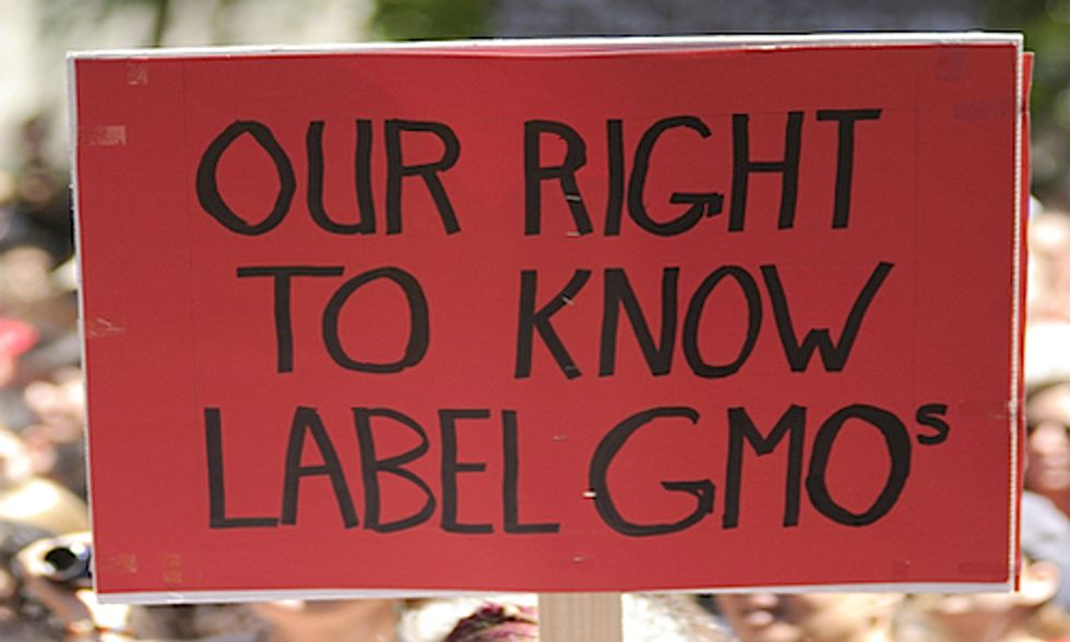 Wave of GMO Labeling Victories Emboldens Movement to Take Back Food Democracy