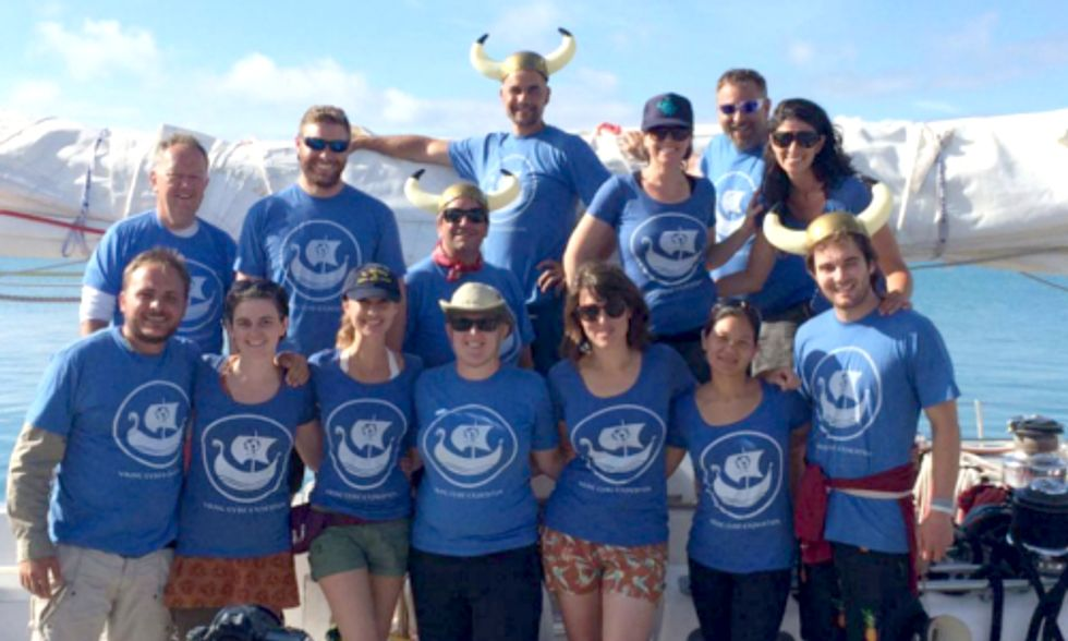 5 Gyres Institute Sets Sail For Microbead Research From Bermuda to Iceland