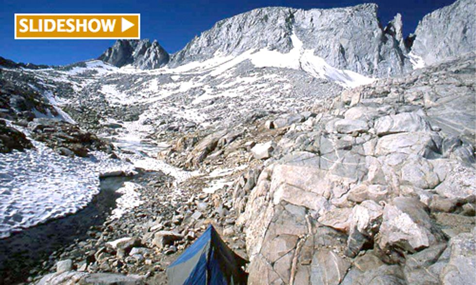 A Last Look at California's Glaciers