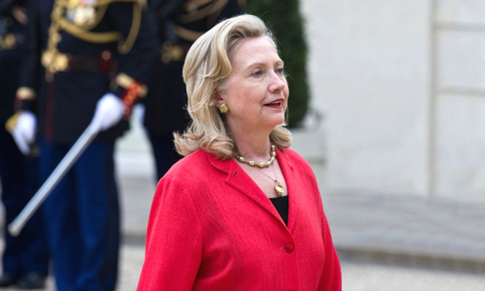 Hillary Clinton Discusses Her Climate Change Wake-Up Call in 'Hard Choices'