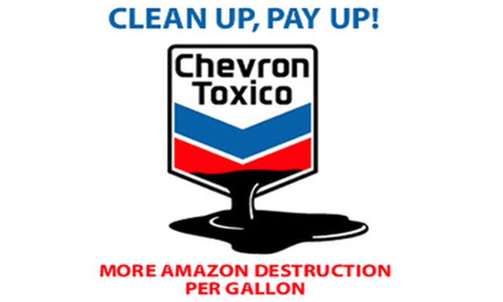 Chevron Hides Evidence That Proves Guilt in Ecuador Rainforest Contamination Case