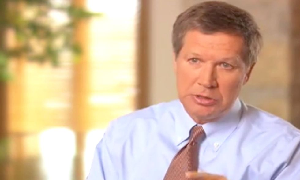 Ohio Gov. John Kasich Signs Nation's First Renewable Energy Freeze