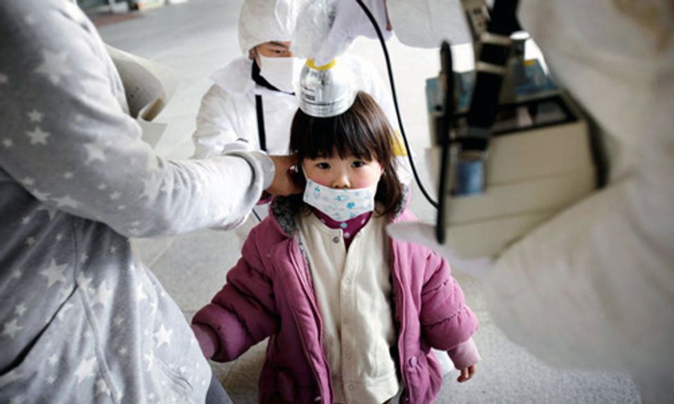 Fukushima's Children are Dying