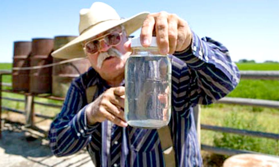 Wyoming Residents Frustrated With State's Fracking-Funded Water Contamination Investigation