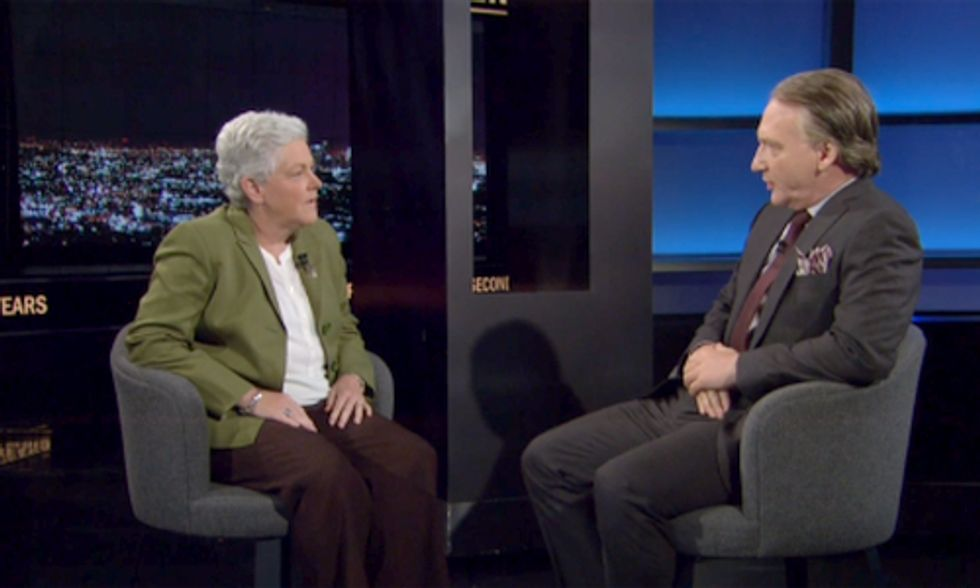 EPA Administrator Declares War on Coal on 'Real Time With Bill Maher'