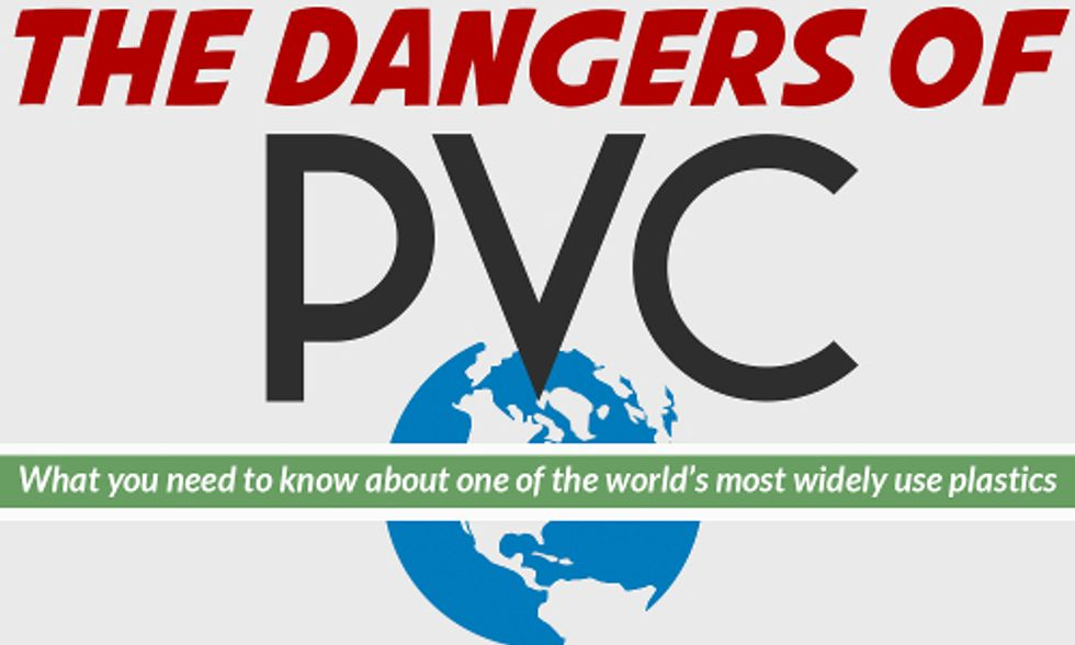 Why You Should Avoid PVC Products