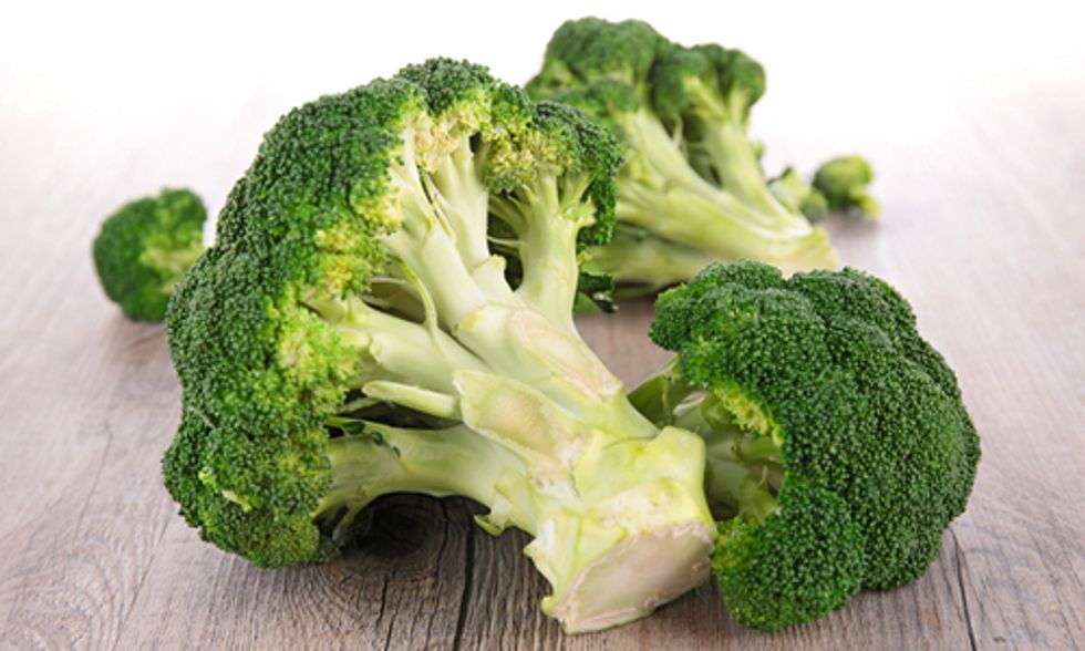 Broccoli Can Help Reduce Health Risks Associated With Air Pollution