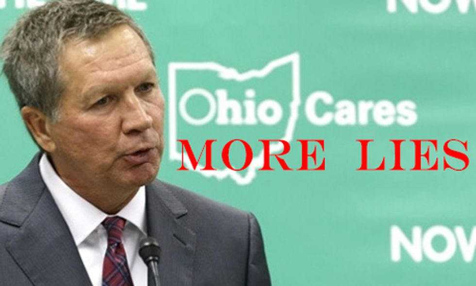 Newly Discovered Documents Reveal Kasich Misled Ohioans on Fracking Public Lands