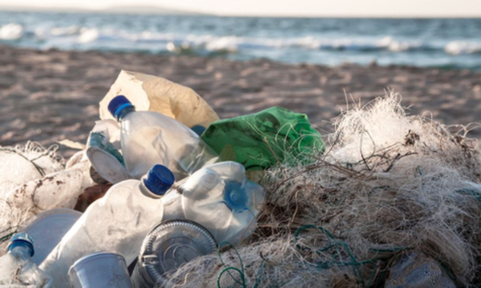 Plastic Waste Causes $13 Billion in Damages to Marine Ecosystems Each Year