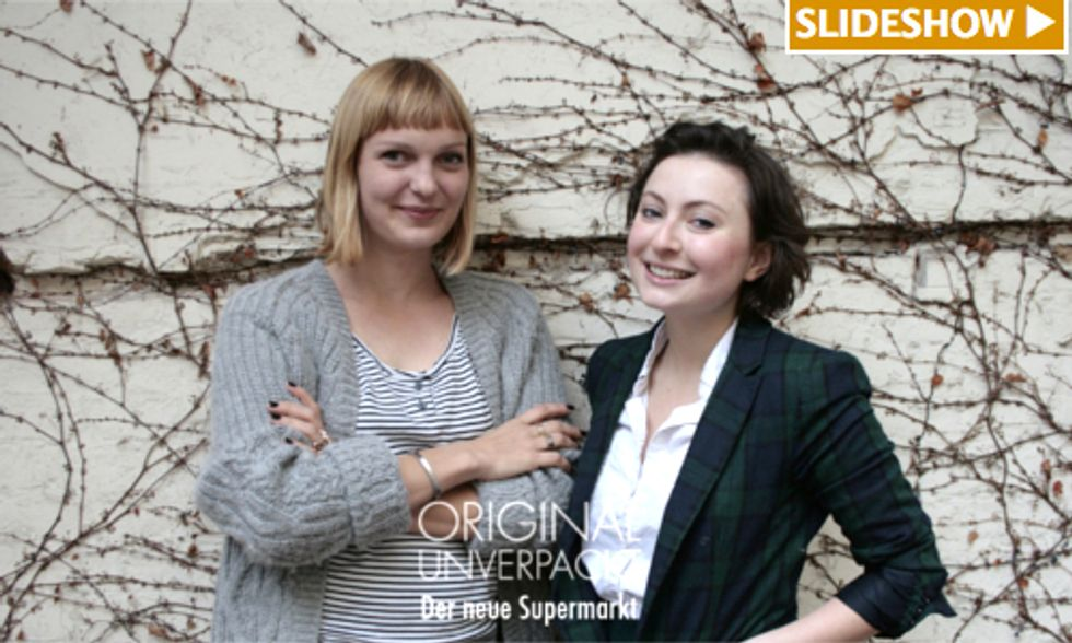 German Entrepreneurs Set to 'Change Shopping Forever' With Waste-Free Supermarket