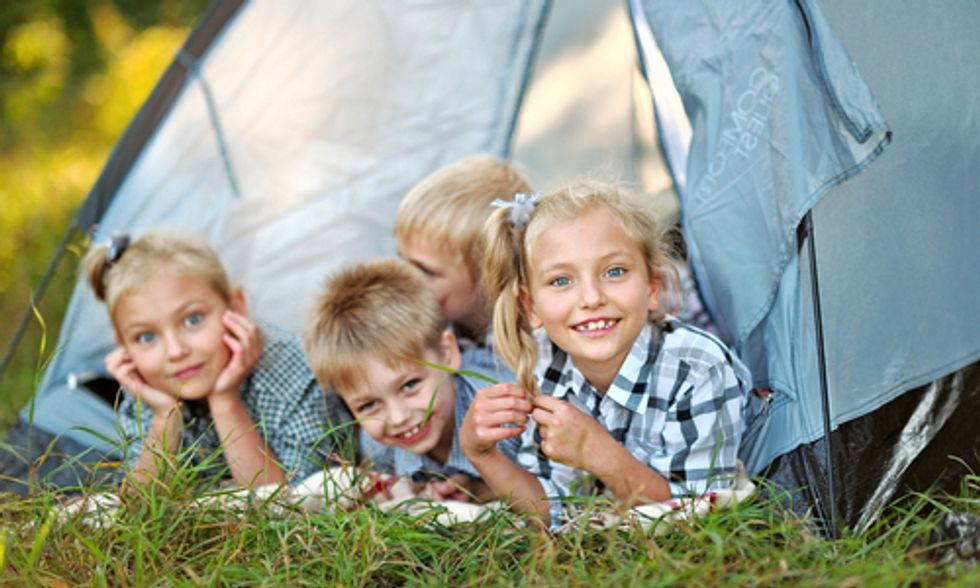 Join the Great American Backyard Campout
