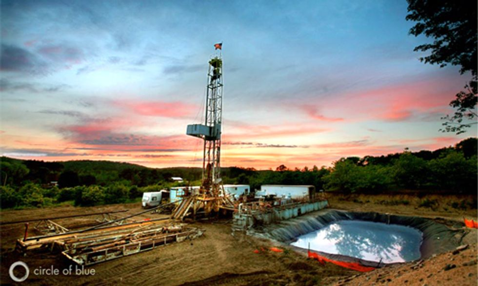Oil and Gas Industry Buys Colorado Fracking Election