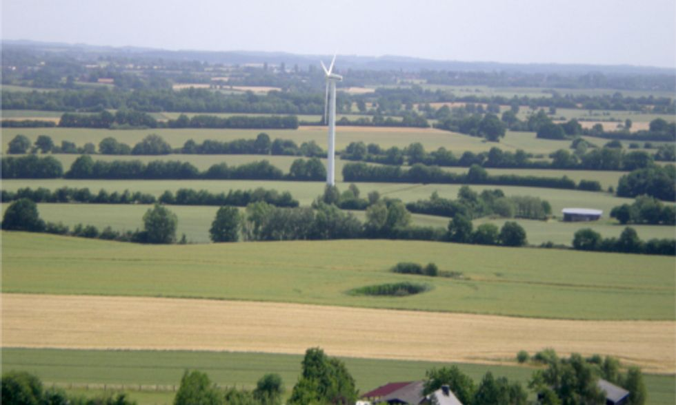Germany's Windiest State Set to Achieve 100-Percent Renewable Energy