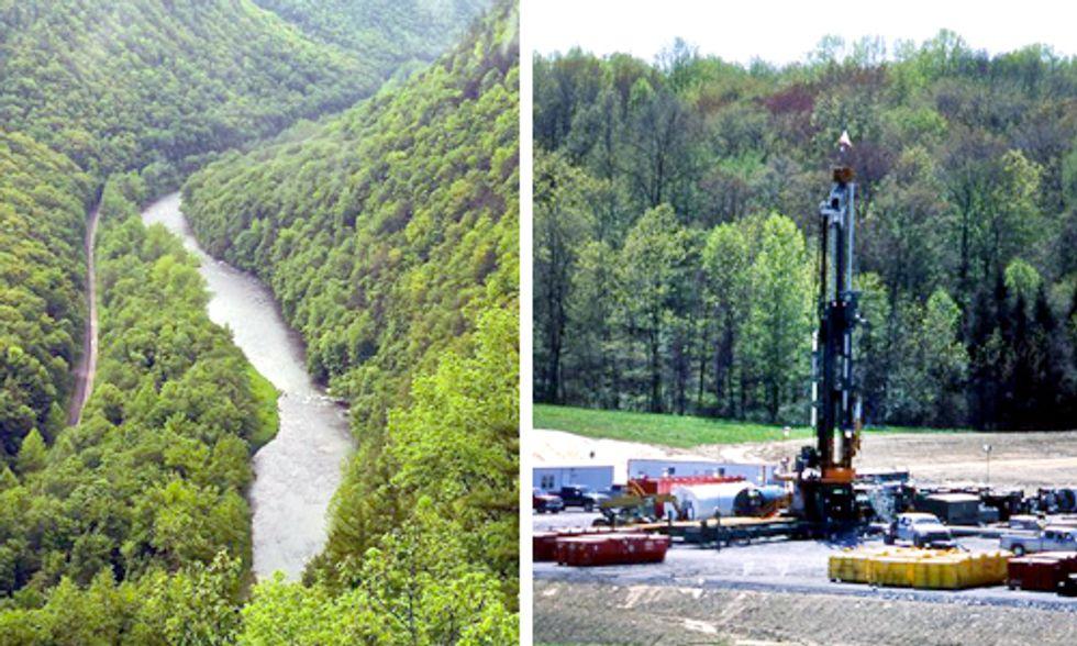 Don't Let Fracking Boom Destroy PA State Forests