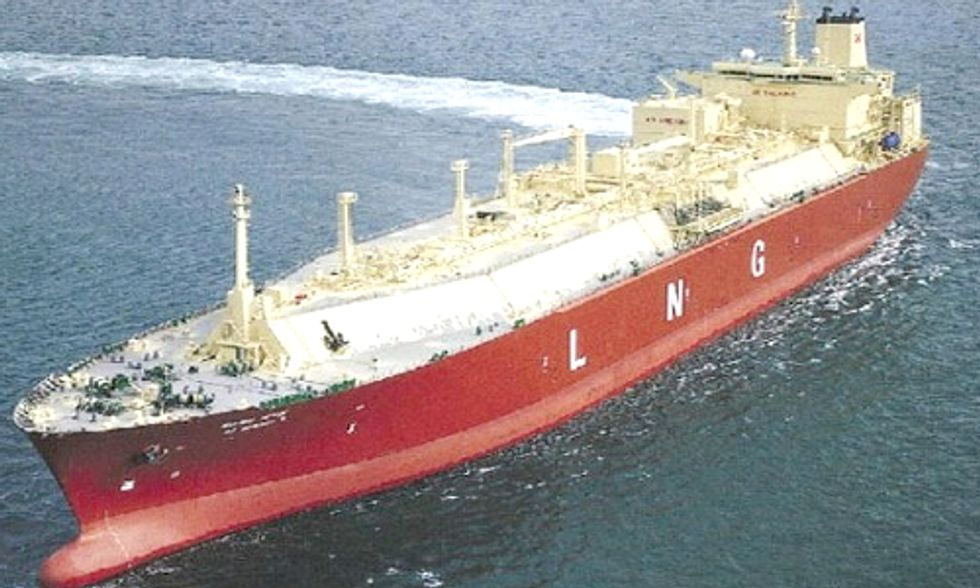 U.S. House Approves Faster LNG Exports