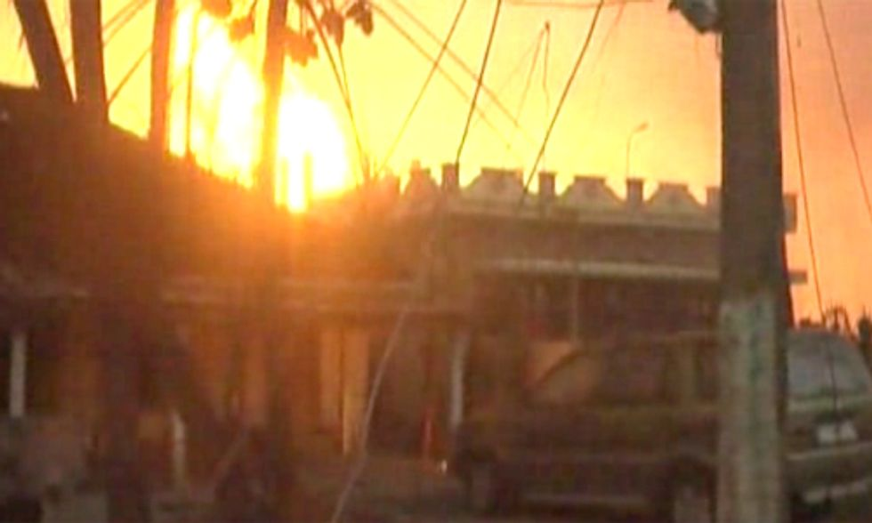 Natural Gas Pipeline Explosion Kills 15 in India