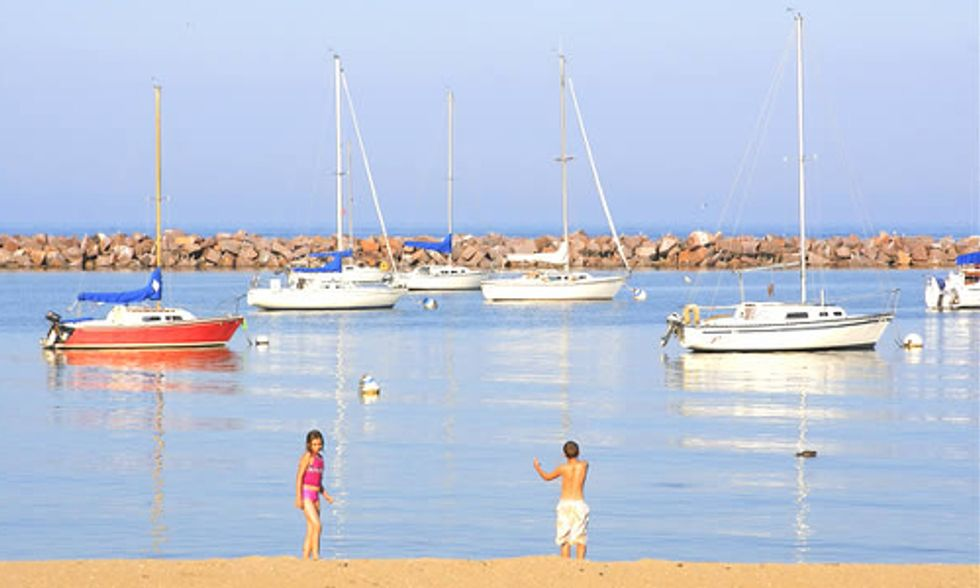 How Does Your State Rank For Beach Water Quality?