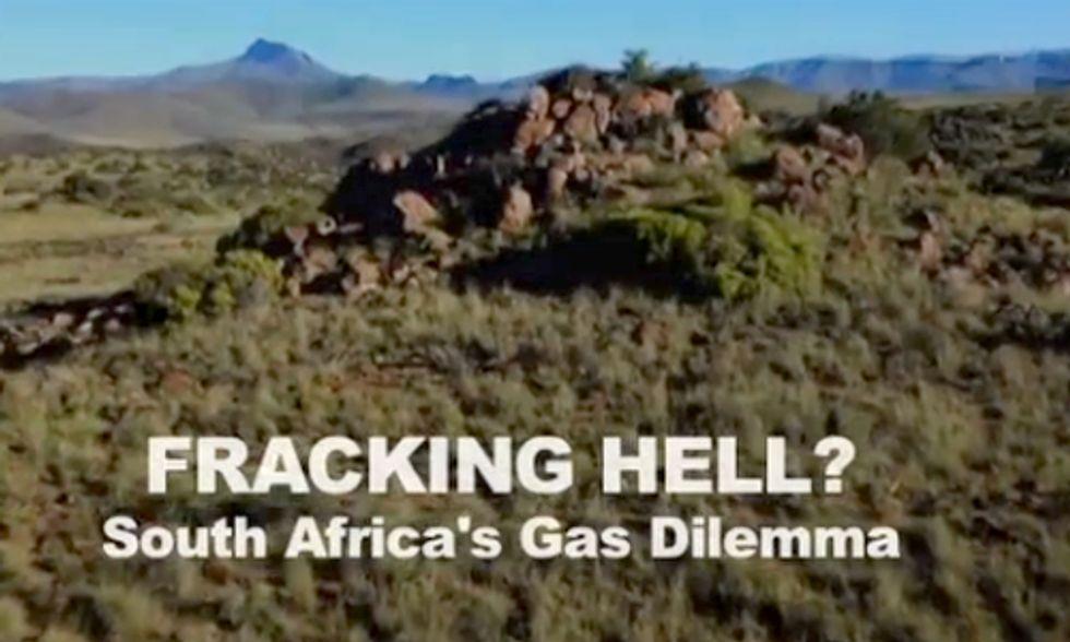Fracking Goes Global