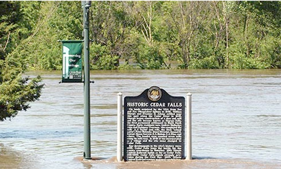 Climate Report Focuses on Midwestern Flooding, Storms and Region's Future