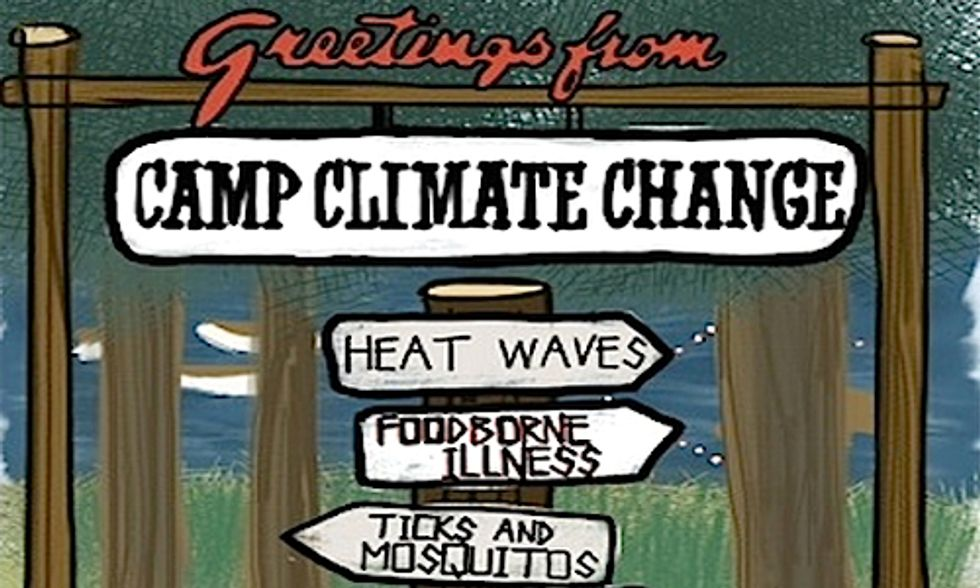 8 Summertime Woes That Will Only Get Worse With Climate Change