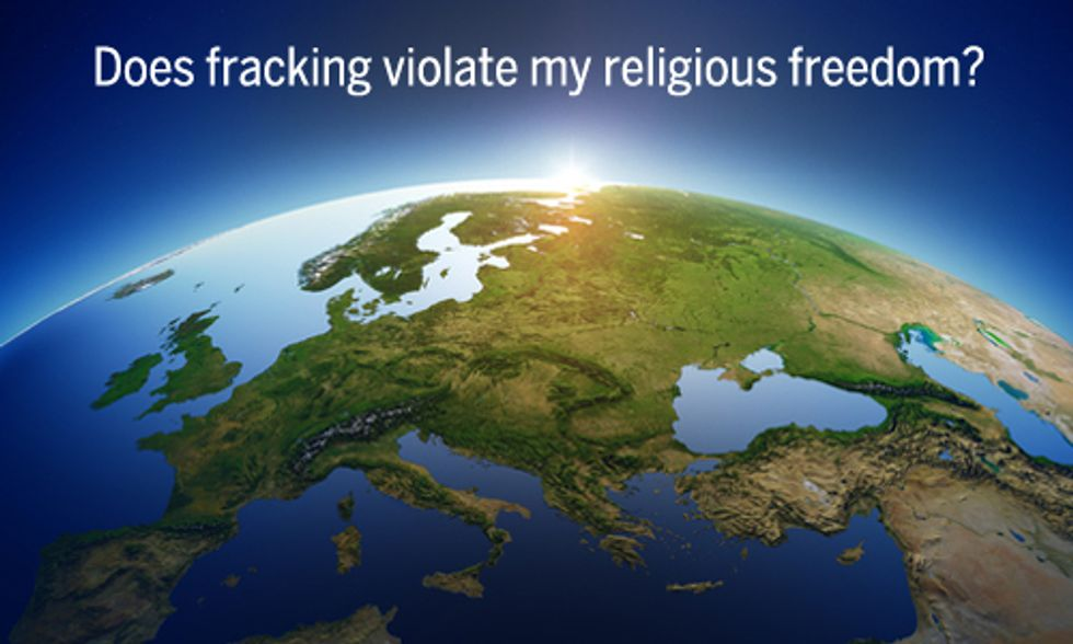 Hobby Lobby Eco-Fallout: Does Fracking Violate My Religious Freedom?