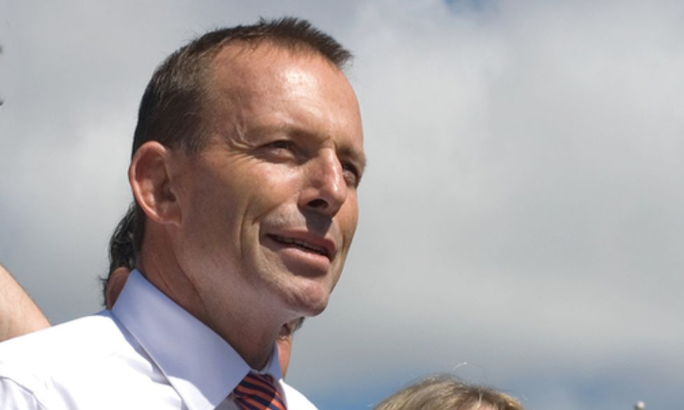 Australian Prime Minister Attempts to Undermine Global Climate Action