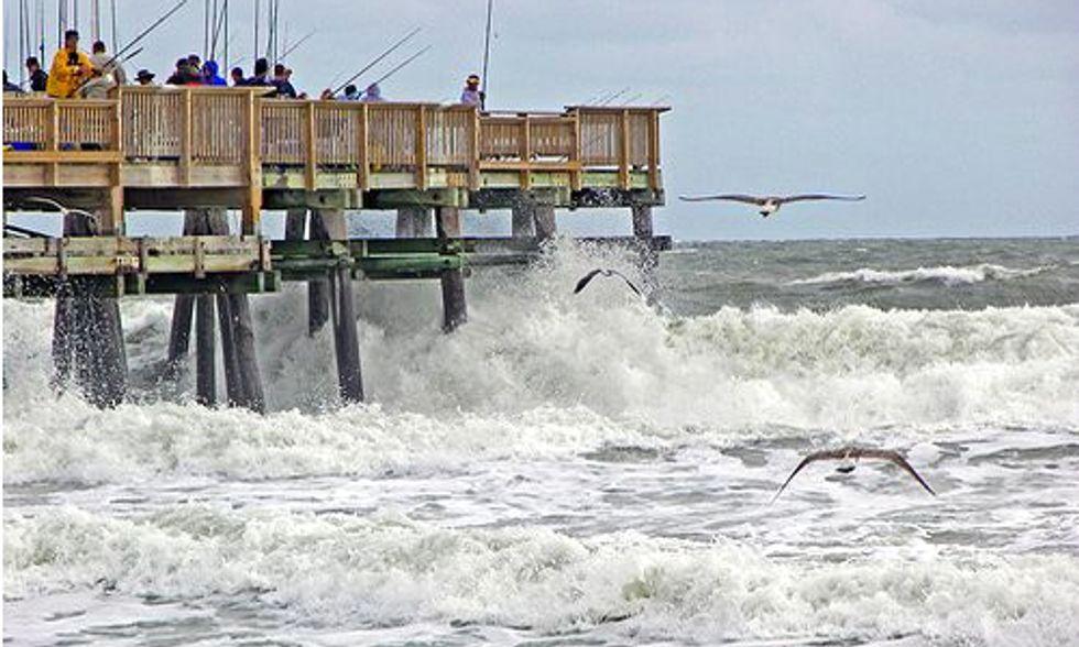 Sea Level Rise Ignores Virginia's Political Divide