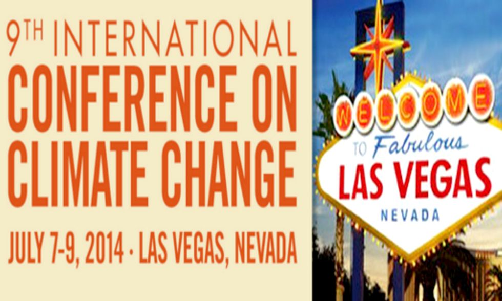 Climate Denial Hub Claims It Is Hosting 'Most Important Conference on Global Warming Ever'